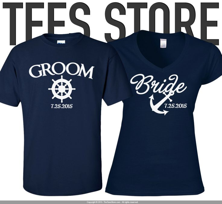 set of premium mr and mrs shirts couple shirt his and her shirts groom shirt bride shirt nautical theme wedding ideas 238