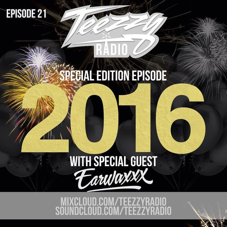 Were ending 2015 with a bang by having Las Vegas Most Talented DJ: @earwaxxx drop a set!! Hosted by @djbawmbeats ! Link in bio! Thank you to everyone who shows love and support you have made 2015 and incredible year of @teezzyradio ! Cant wait to show you guys what we have up our sleeves for 2016!   #edm #bangers #dj #radio #radiodj #fitness #crossfit #ravebooty #plur #djlife #festival #hardsummer #rave #teezzyradio #ravefam #house #deephouse #hardhouse #bigroom #trap #moombahton #lasvegas…