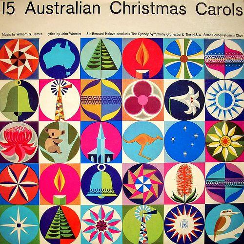 Vintage Australian LP cover.