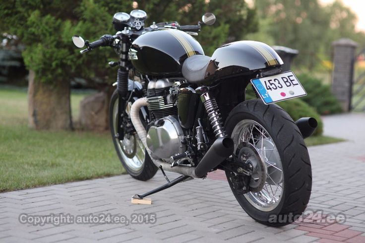 Triumph Thruxton 900 52kW
