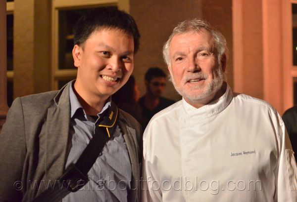 Dishd Launch Event with Jacques Reymond