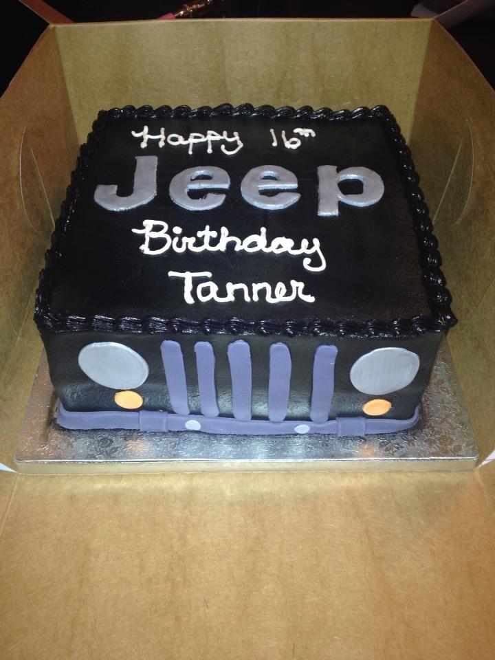 Best 25+ Jeep cake ideas on Pinterest Car cake tutorial ...