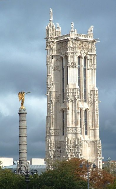 Paris from a New Perspective: Tour St. Jacques Opens to Tourists