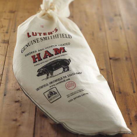 Luter's Genuine Smithfield Virginia Ham