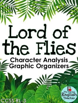 a literary analysis of the character changes in lord of the flies Descriptions and information for characters in lord of the flies.