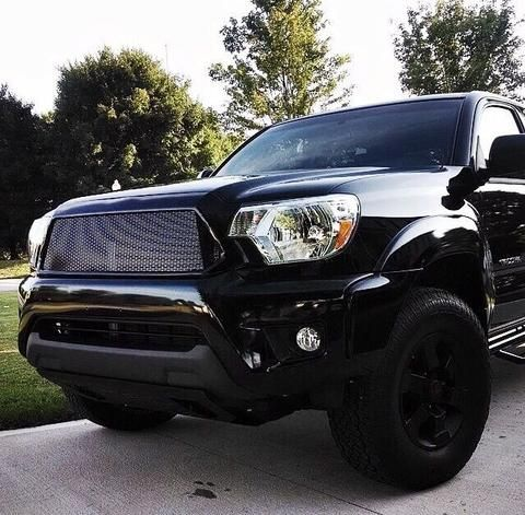BPF - 2012-2015 Toyota Tacoma Raptor Style Grill
