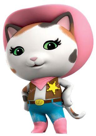 Sheriff Callie's Wild West Clipart