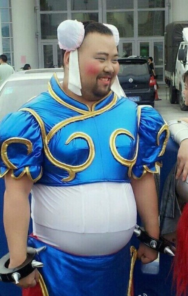 Best Chun Li Cosplay Ever Funny Cosplay Cosplay Fail Chun Li