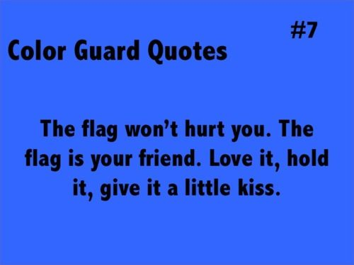Rifle Color Guard Quotes: 1000+ Images About Color Guard On Pinterest