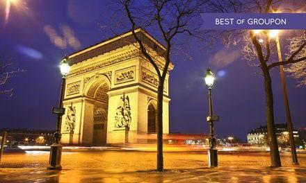 Paris : 1 à 3 nuits en chambre double Standard avec petit déjeuner à l'Hôtel Montparnasse Alésia pour 2 personnes