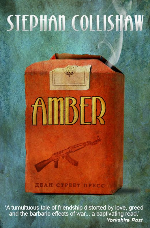 AMBER by Stephan Collishaw