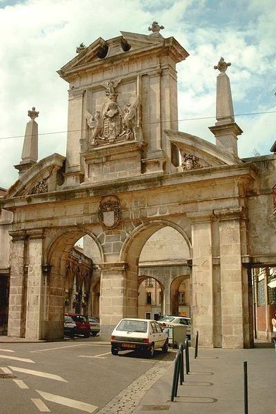 La porte Saint-Nicolas Guide touristique de Nancy Meurthe-et-Moselle Lorraine