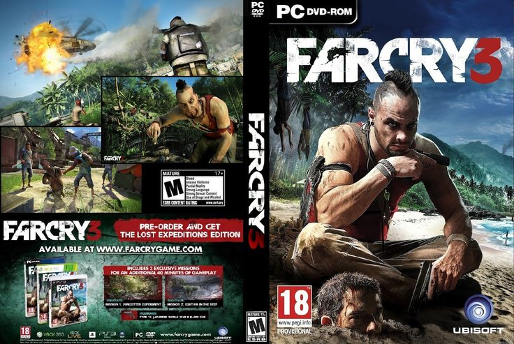 Far Cry 3 Game Free Download Full Version For PC