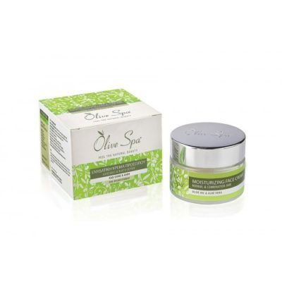 Mild moisturizing face cream 50ml. - all natural face cream