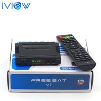 2016 Factory Freesat V7 DVB-S2 1080p Full HD Satellite Receiver V7 HD DVB-S2 Set Top Box Support Powervu cccam Youtube Youporn  IPTV Box and Live Streaming Player, providing Solutions and Services of supplying chain.  Best Wishes Pinky Free Trial/Order:  Whatsapp/Skype: +8613424150905 E-Mail: info2@i-view.cc 3 days free trial,please visit:www.livesmarttvbox.com  Agent/Reseller, please contact info@i-view.cc