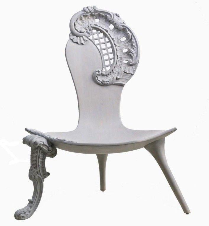 Home Designing, Unusual Furniture, Designer Chair, Sofa Chair, Rococo, Furniture  Design, Glitch, Armchairs, Couches