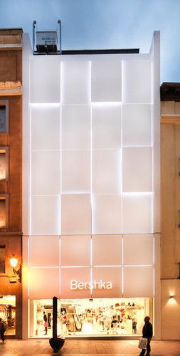 porcelanosa krion facade - Google Search