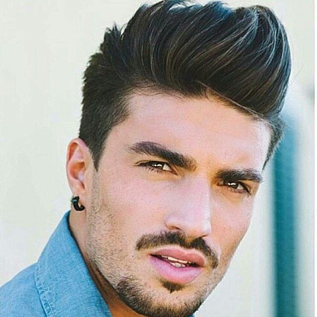 The 10 Best Hairstyles For Men That Will Never Go Out Of Style: #hairstylemens Woow ♥ #hair #followme #longhair #love