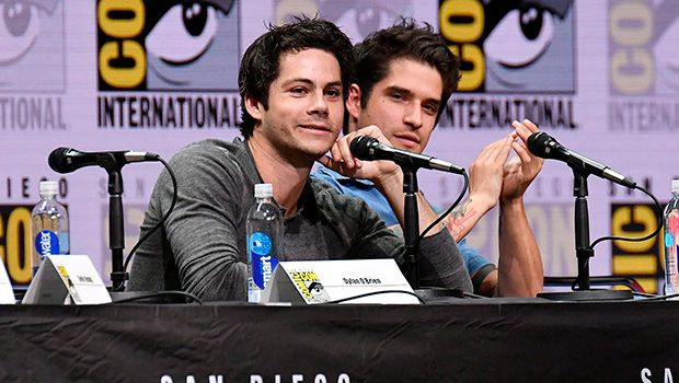 "'Teen Wolf' At SDCC: Dylan O'Brien Surprises Fans — Plus, Major Season 6B Scoop https://tmbw.news/teen-wolf-at-sdcc-dylan-obrien-surprises-fans-plus-major-season-6b-scoop  The 'Teen Wolf' cast slayed us all at their last SDCC panel on July 20. From amazing spoilers about season 6B to some epic surprises, here's everything you need to take away from the panel!*The Teen Wolf panel started out with the first footage of Derek's return. ""He came in broad daylight, attacking in silence,"" a man…"