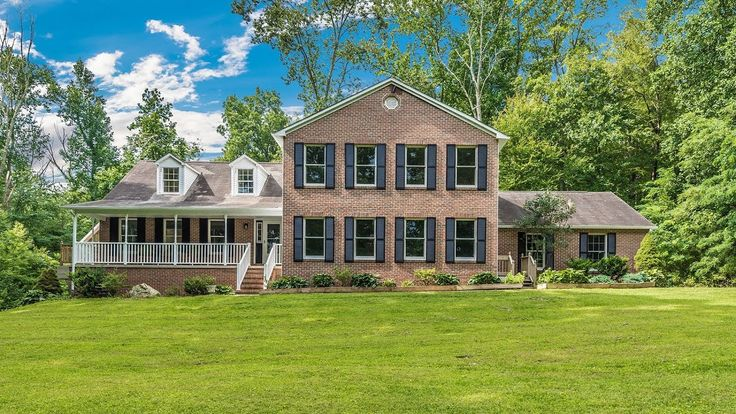"""Marla Johnson of Maryland Real Estate Group just listed 13707 John Kline Road Smithsburg MD 21783 A nature lovers dream. 3700+sq. ft. house with 1st floor bedroom/office. 3 sided metal carport for 4+ cars. Level space for pasture or other uses. Lots of woods and wildlife. Private, peaceful and serene. You won't need to take a vacation because you have so much nature and space right at your finger tips. Wood stove and pellet stove conveying """"as is""""."""
