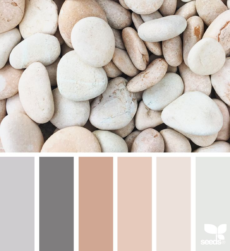 Wohnzimmer... Stone Tones - https://www.design-seeds.com/in-nature/nature-made/stone-tones