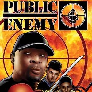 Hey, Comic Book fans. Do you own this one? PUBLIC ENEMY Volume 1 by Adam Wallenta and Chuck D Get yours today and support independence. I'll even throw in a free CD while supplies last.