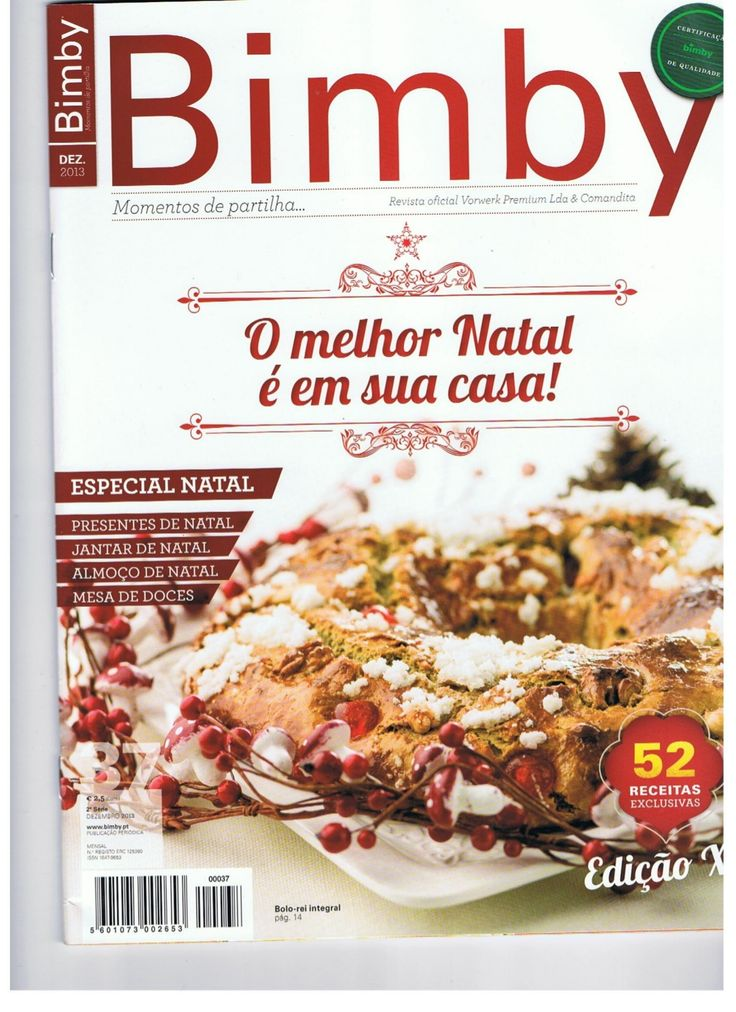 Revista bimby   pt-s02-0037 - dezembro 2013 by Ze Compadre via slideshare