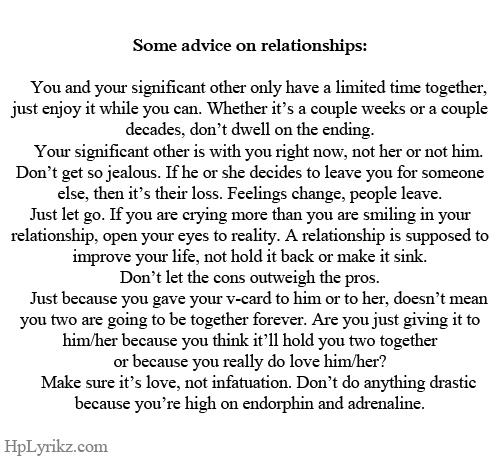 dating advice from a guy quotes tumblr free