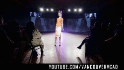 Orange Top and White Skirt by Huong Le  Subscribe to VCAD: http://www.youtube.com/subscription_center?add_user=VancouverVCAD   #Orange #Top #and #White #Skirt #by #Huong #Le