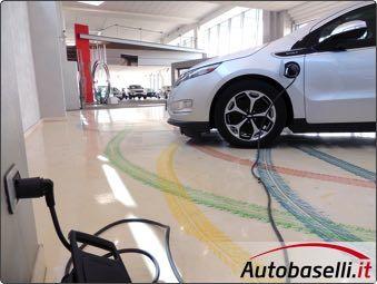 chevrolet elettrica autobaselli