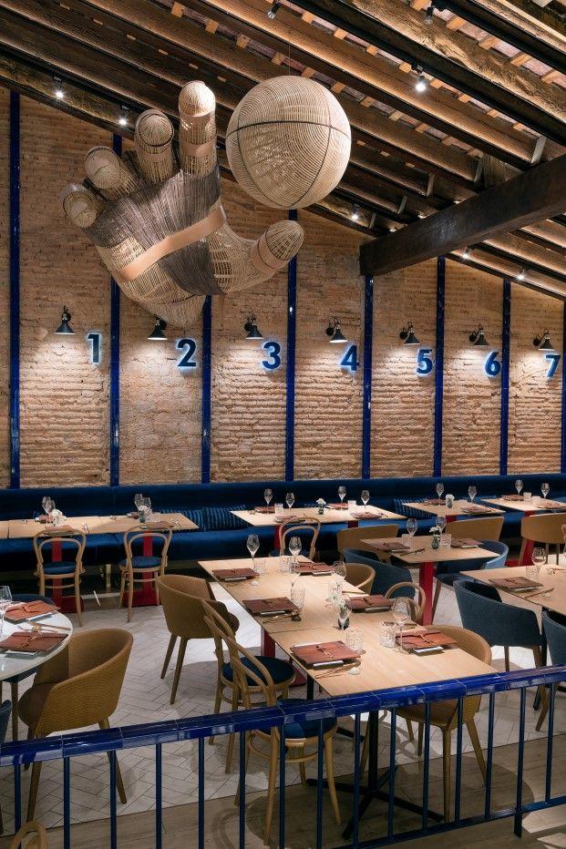 Oltre 25 Fantastiche Idee Su El Restaurante Su Pinterest