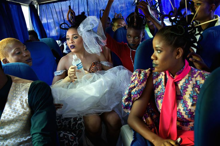 Life in Lagos: Stepping Out for Nigerian Fashion Week