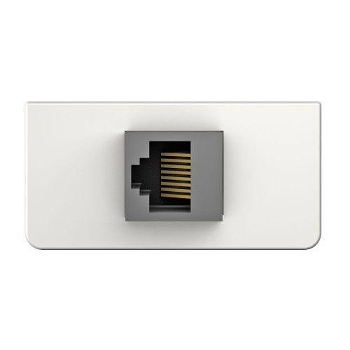 Kindermann Konnect Design, wand aansluitingen voor HDMI, VGA, Cat 6 etc. etc. Naadloos passend in je bestaande schakelmateriaal