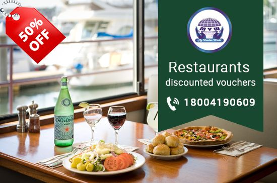 Eat your Heart Out,Discounted local #restaurant vouchers. Flat 50% off on all deals Get exciting offers like this