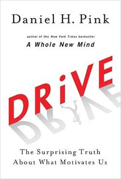 Drive: The Surprising Truth About What Motivates Us — Daniel H. Pink
