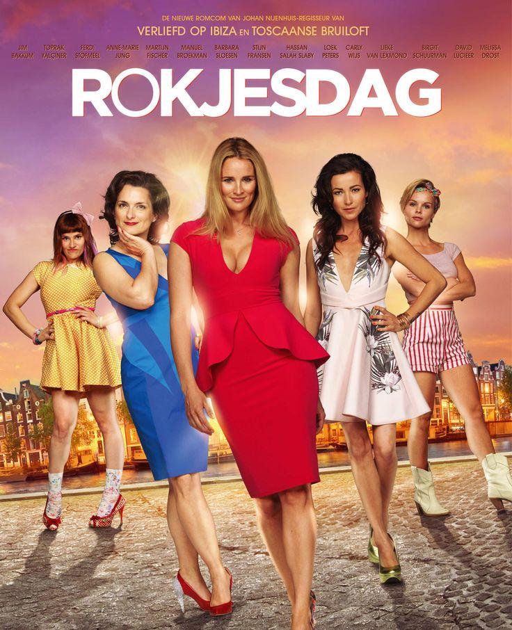 Win kaartjes voor de nieuwe Nederlandse film Rokjesdag! Rokjesdag De romantischekomedie Rokjesdag vertelt het verhaal van verschillende vrijgezellen die elkaar ontmoeten tijdens een kookworkshop in Amsterdam. Wat volgt is een avond vol liefde, humor en intriges. Behalve Jim Bakkum en…