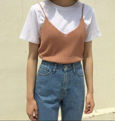 Knitted vest @jacintachiang