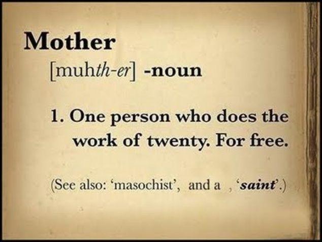 Define mom.