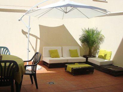 Muebles de Palet.: Terrace, Home, Ideas, Search, With Pallets, Pallets, Diy, Con Google, Pallet