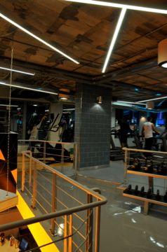 gym lighting design. training floor with linear lighting gym pinterest design and e