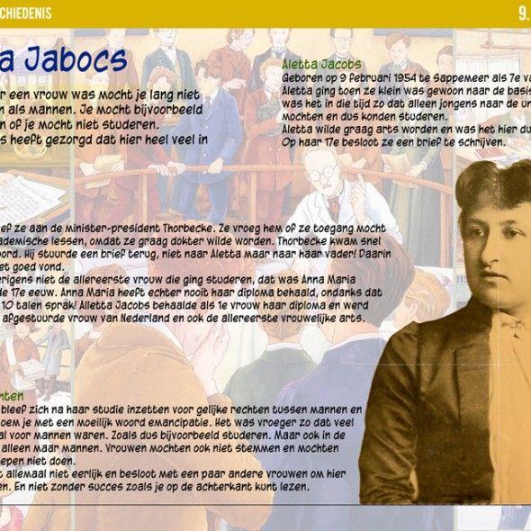 Aletta Jacobs en velen anderen - taakkaarten.nl