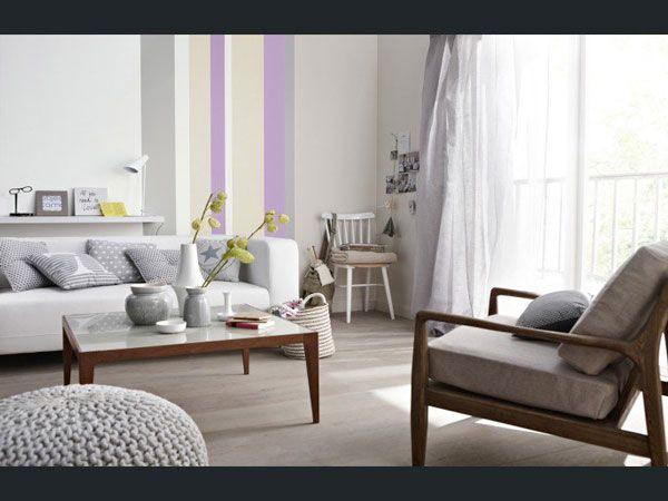 Crer une dco chic avec sa peinture salon with peinture - Prix peinture ressource ...