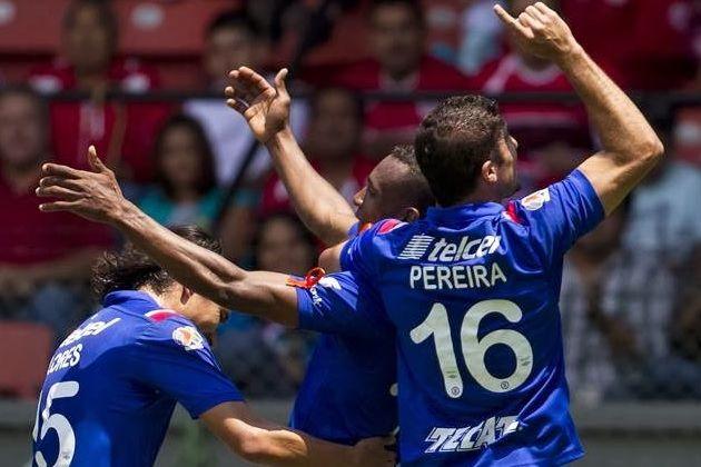 #AmarantoPerea y #LuisGabrielRey marcaron estos goles en Cruz Azul 1-1 América.