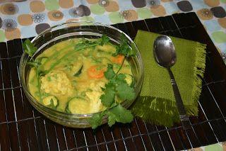 Curry indio de Verduras por Antonia Barrera | Mis Recetas Anticáncer