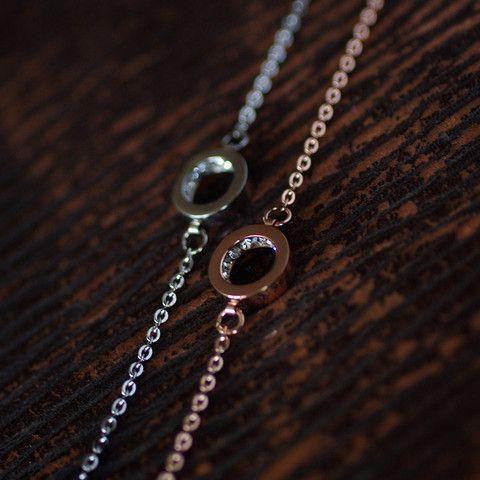 A minimal but stunning bracelet by Swedish Edblad