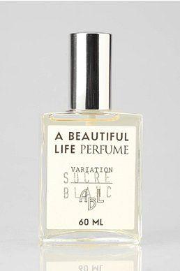 A Beautiful Life Sucre Blanc Perfume
