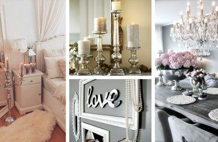 30 Elegant and Antique-Inspired Rustic Glam Decorations