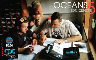 Master Scuba Diver Trainer Gili Air Gili Islands