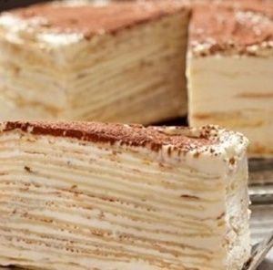 Коронный торт французско…