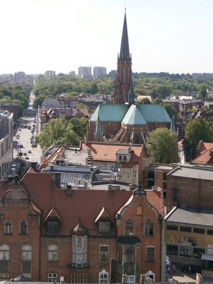 Bytom │ul. Wrocławska │ photo K. Mołdawa